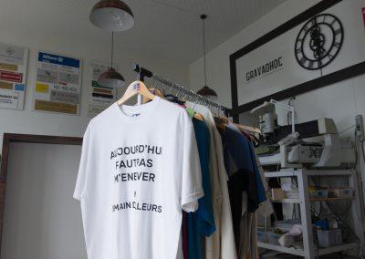Réalisations T-shirt